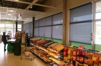 Luxaflex screenrullgardiner hos Coop!